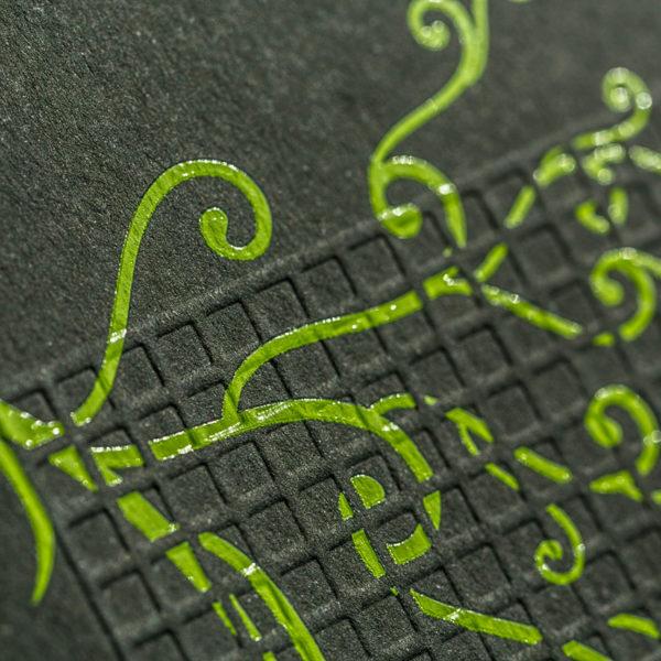 Embossage-serigraphie-papier
