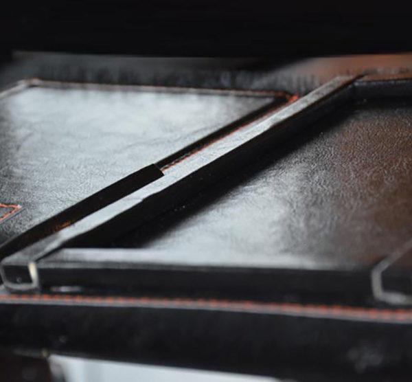 in-pressco-imprimeur-porte-menu-carte-cuir-poil-cèpe-hotel-restaurants-luxe-savoie-5