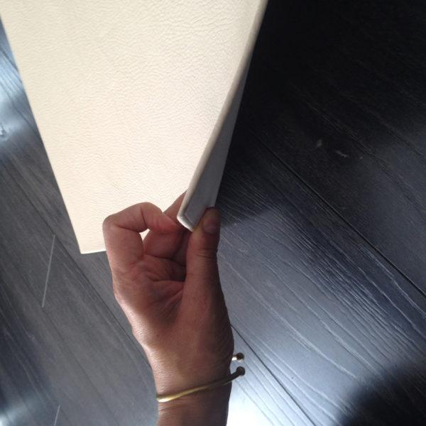 set-de-table-cuir-semi-rigide-souple