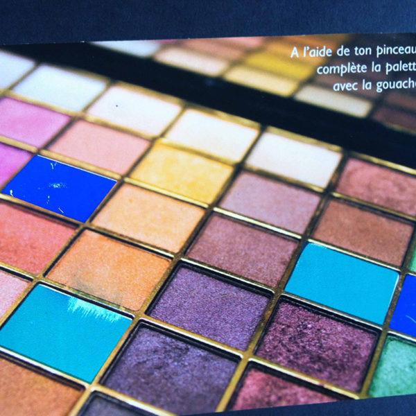 Encre-Maquillage-papier