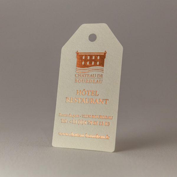 cuivre-etiquette-baguage-luxe-materica-Gesso-Fedrigoni