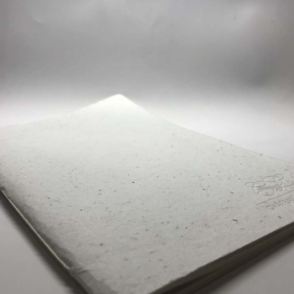 carnet en papier ensemencé