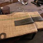Menu-restaurant-toile-jute-recycle