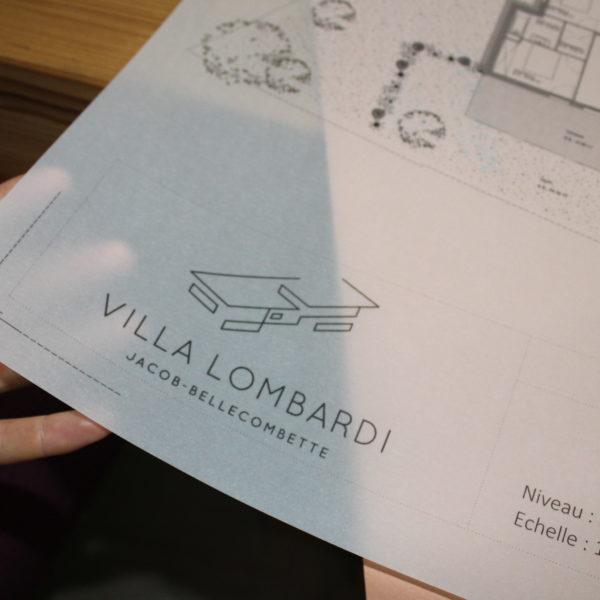 impression sur feuille de calque pour architecte