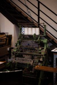 machine à couder industrielle